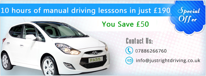 10 hours manual driving lessons in just 170 save 60